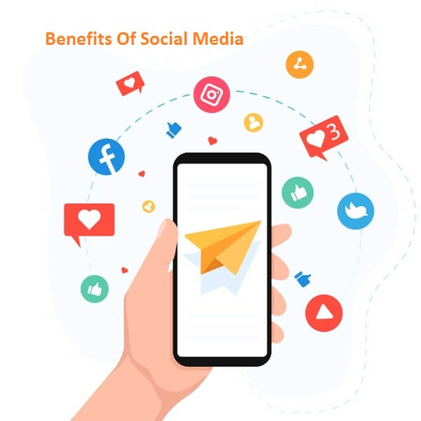Benefits Of Social Media