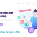 Improve Landing Page Conversion Rate, Average – 2020