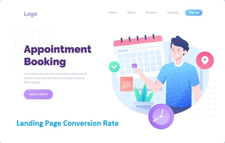 Improve Landing Page Conversion Rate